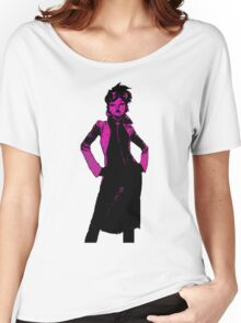 Jubilee X-Men Ink Scratch Women's Relaxed Fit T-Shirt