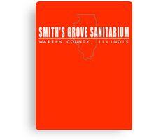 Smith's Grove Sanitarium Canvas Print