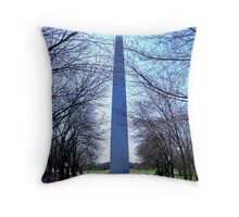 St. Louis Arch Throw Pillow
