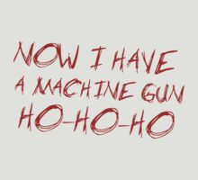 Die Hard - HO HO HO by Lee Jones