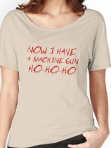 Die Hard - HO HO HO Women's Relaxed Fit T-Shirt