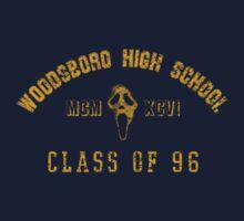 Scream - Class of 96 by Lee Jones