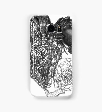 Floral Cluster B Samsung Galaxy Case/Skin