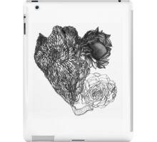 Floral Cluster B iPad Case/Skin