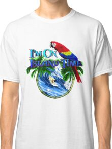 Island Time Surfing Classic T-Shirt