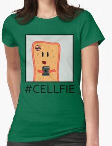 Cellfie Womens Fitted T-Shirt