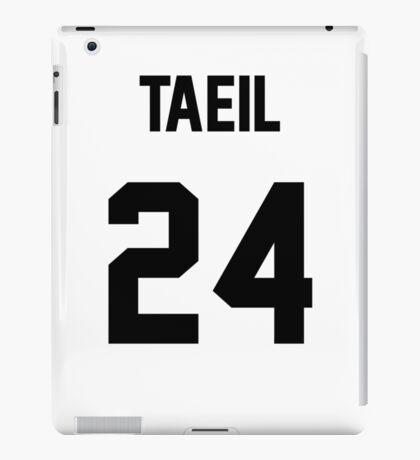 Block B Taeil Jersey iPad Case/Skin