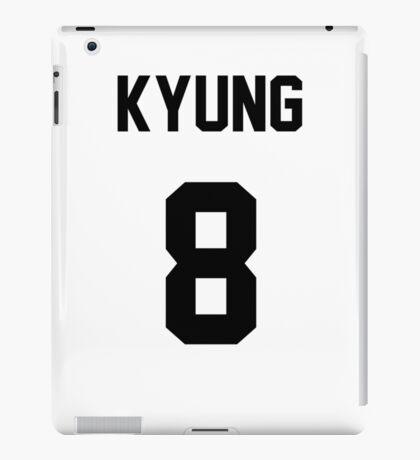 Block B Kyung Jersey iPad Case/Skin