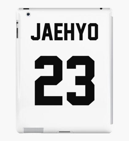 Block B Jaehyo Jersey iPad Case/Skin