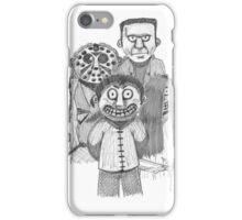 Movie Serial Killers - Group One iPhone Case/Skin