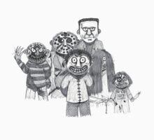 Movie Serial Killers - Group One by Lee Jones