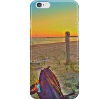 Hammo beach  iPhone Case/Skin