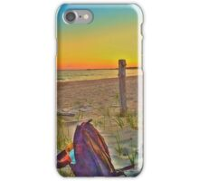 Hammo beach  iPhone Case/Skin