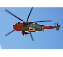 Rescue on Ben Lomond Photographic Print