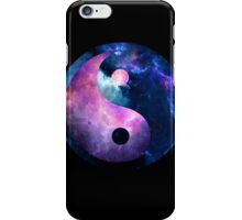 Galaxy Yin and Yang iPhone Case/Skin