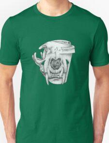 Caffeine Addict, I'd Kill for a Coffee T-Shirt