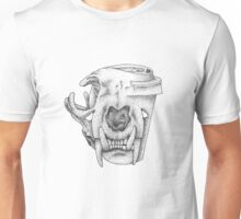Caffeine Addict, I'd Kill for a Coffee Unisex T-Shirt
