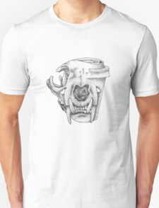Caffeine Addict, I'd Kill for a Coffee T-Shirt