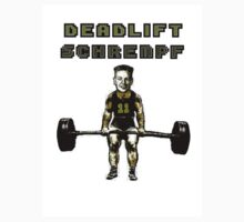 Deadlift Schrempf by 43Sparks