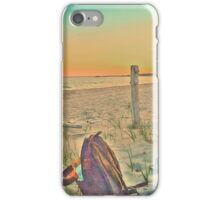 Hammo Beach 2 iPhone Case/Skin