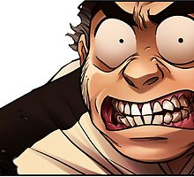 angry emperor is angry by waj2000