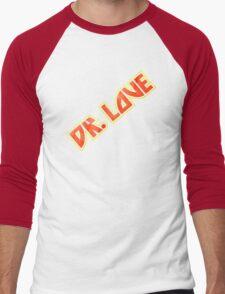 Calling Doctor Love Men's Baseball ¾ T-Shirt