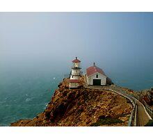 Point Reyes Lighthouse, San Francisco Photographic Print
