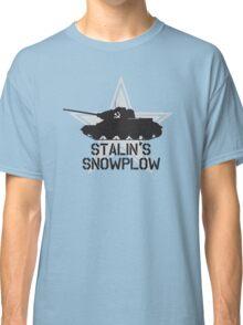 Stalin's Snowplow Classic T-Shirt
