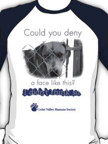 Could you not help these animals? T-Shirt