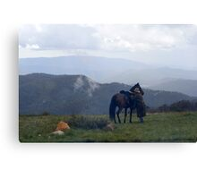 Mt Stirling - Victoria Canvas Print