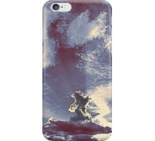 ©HCS Passing By Crepuscular Lights The Cloud Surfer IAB. iPhone Case/Skin