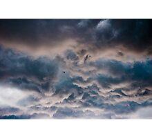 Turbulent Sky Photographic Print