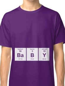 Periodic Table of Baby Classic T-Shirt
