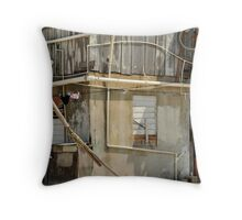 How to hang your laundry for success... Throw Pillow