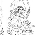 Inky Alice by M McKeithen