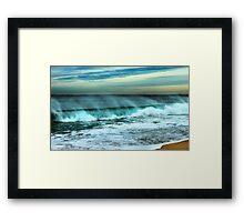 endless quest... Framed Print