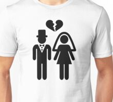 Divorce Unisex T-Shirt