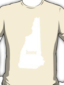 Original New Hampshire Home - Tshirts  T-Shirt