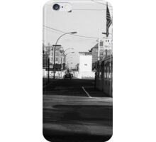 BW Germany Border posts East  West Berlin 1970s iPhone Case/Skin