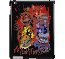 Fnaf 4 - Nightmare  iPad Case/Skin