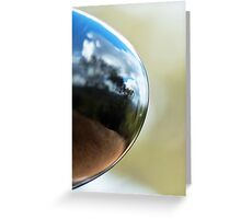 Dropscape Greeting Card