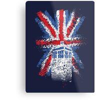 British Time Travellers Metal Print