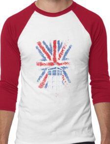 British Time Travellers Men's Baseball ¾ T-Shirt