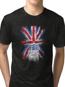 British Time Travellers Tri-blend T-Shirt