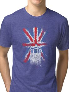 British Time Travellers Tri-blend T-Shirt