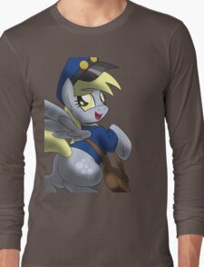 Derpy Hooves - Muffin Mail Mare! Long Sleeve T-Shirt