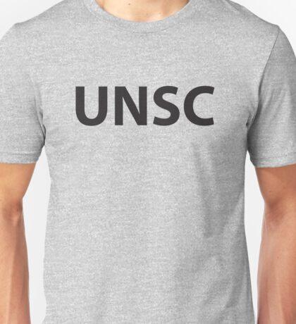 UNSC Training Shirt Unisex T-Shirt
