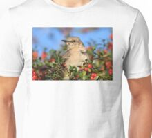 Mockingbird and Yaupon Unisex T-Shirt
