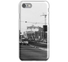 BW Germany Frankfurt opera 1970s iPhone Case/Skin