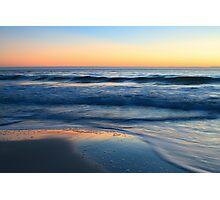 Sunset Light Photographic Print